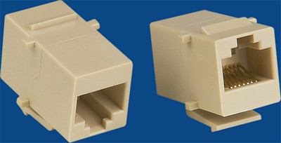 TM-8018 Cat.5E RJ45-connectoren gegevens keystone jack TM-8018 Cat.5E RJ45-connectoren Netwerk Gegevens keystone jack