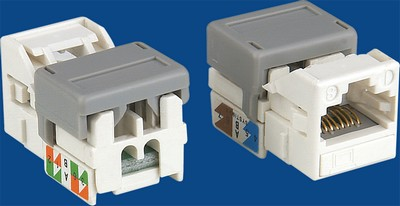 TM-8303 Cat.5E Cable RJ45 gegevens keystone jack TM-8303 Cat.5E Network Cable RJ45 gegevens keystone jack