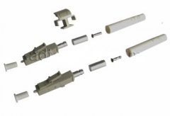 LC multimode fiber connector 3,0 mm duplex LC multimode fiber connector 3,0 mm duplex
